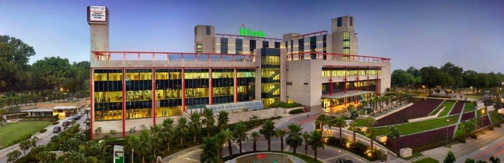 Fortis Memorial Research Institute,