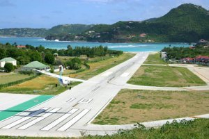 St. Barth's Airport