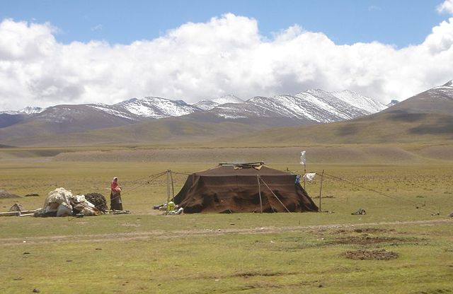 Namtso earth