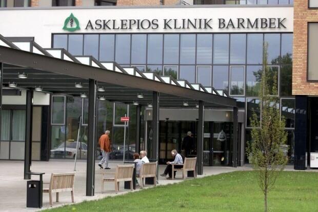 Asklepios Klinik Barmbek hospitals