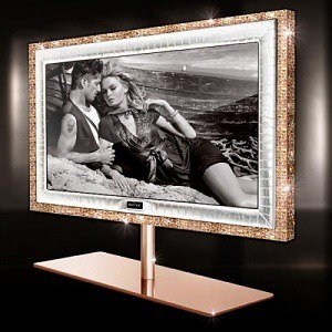 PrestigeHD Supreme Rose Edition TV by Stuart Hughes
