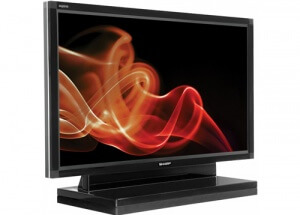 LB 1085 LCD TV by Sharp Professionals