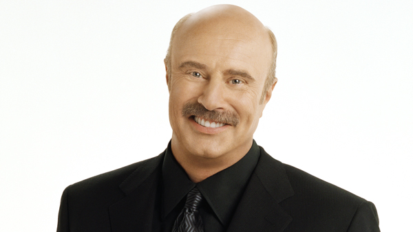Phil McGraw once homeless