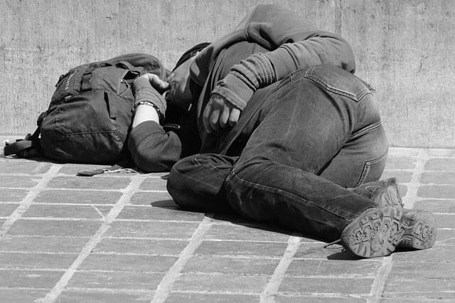 Homeless Man fun facts
