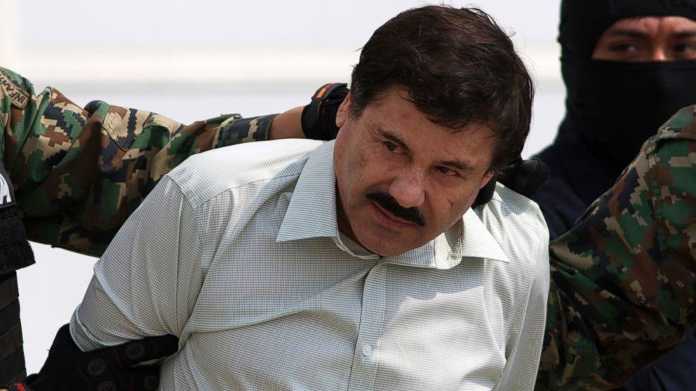 most wanted Joaquin Guzman