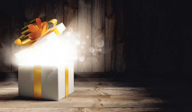 Amazing Birthday Presents