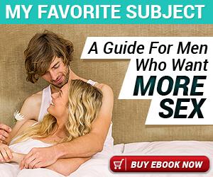 Favorite Subject - sex