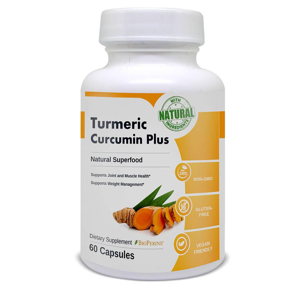 turmeric and curcumin