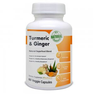 Turmeric & ginger - healthy